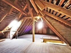 Dachboden Nordseite