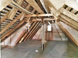 Dachboden Südseite