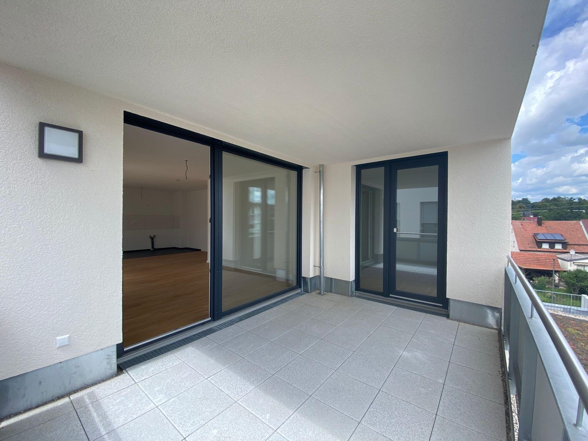 Loggia - überdachter Balkon