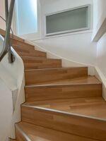 Innenliegende Treppe