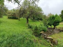 Podest für Gartenhaus