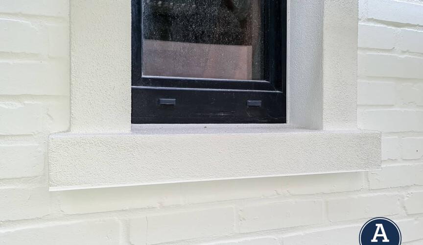 Aufwändige Fassadensanierung