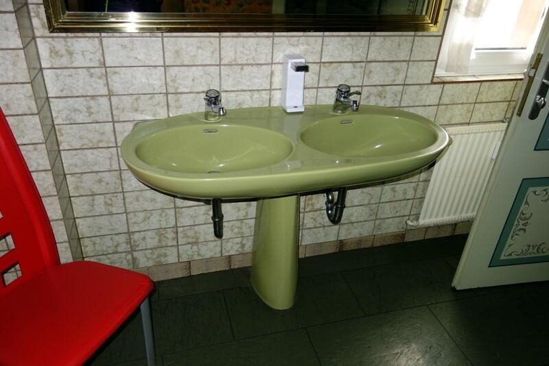 Toilettenanlagen