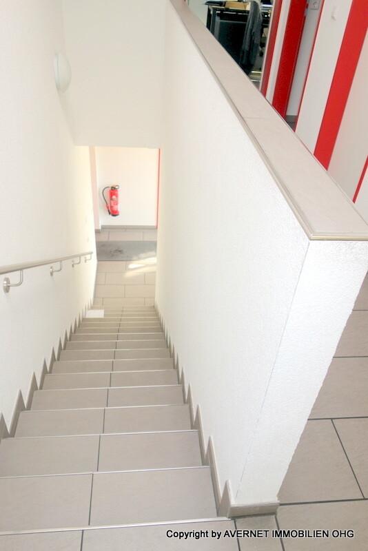 Büro - Treppenhaus