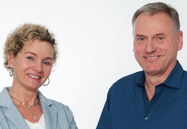 Nicole Siedersberger-King und Christian Siedersberger