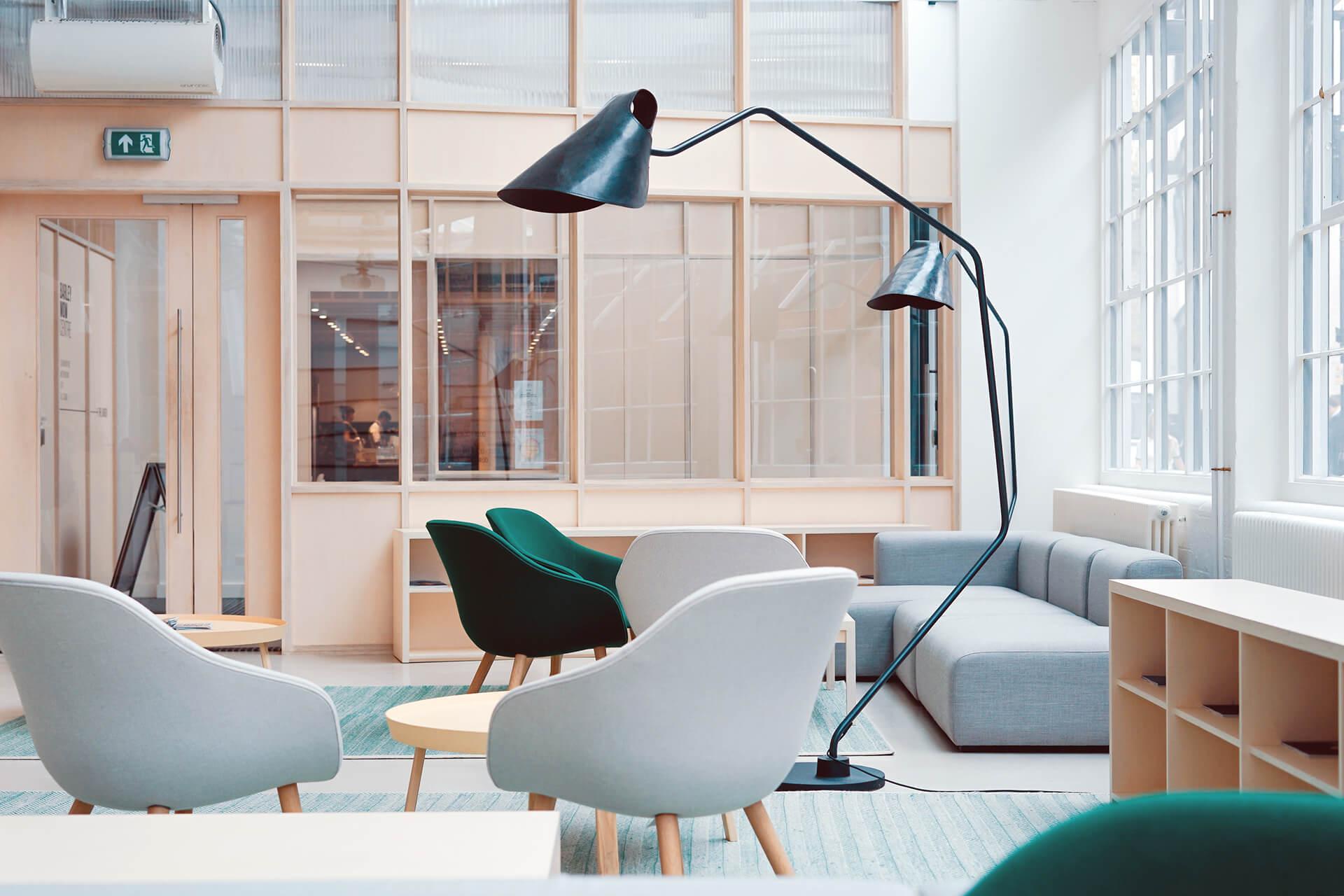 business Wohnzimmer