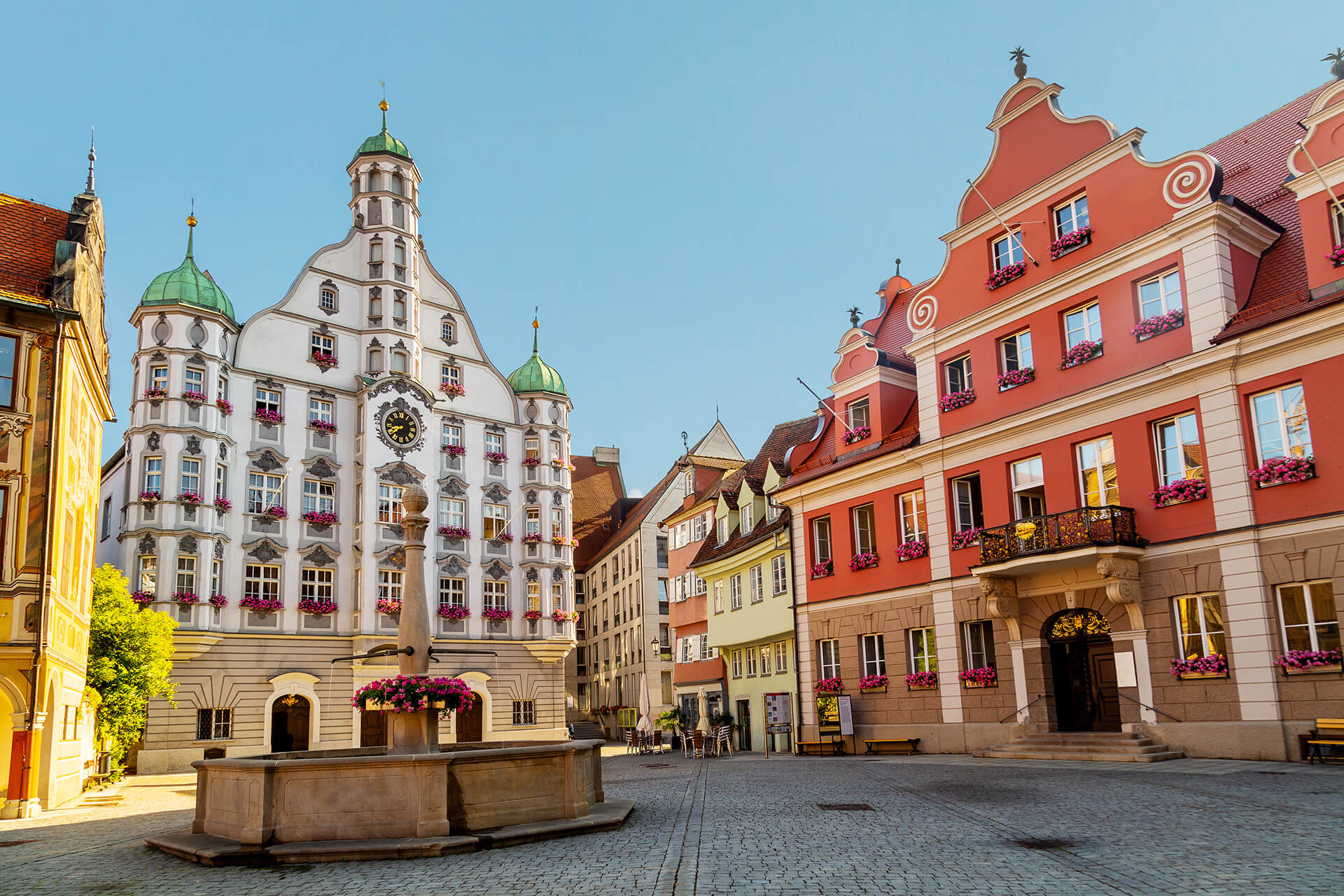 Marktplatz Innenstadt