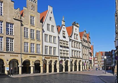 Altstadt Fassaden