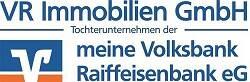 volksbank raiffeisenbank immobilien Logo