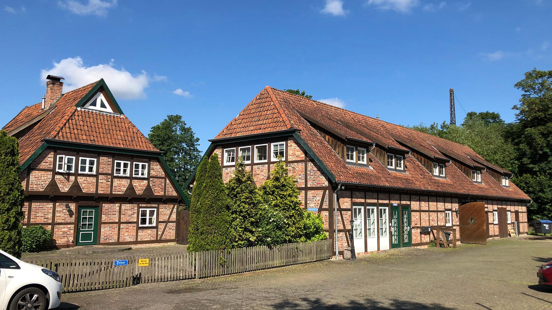 Fachwerkhaus in Herne