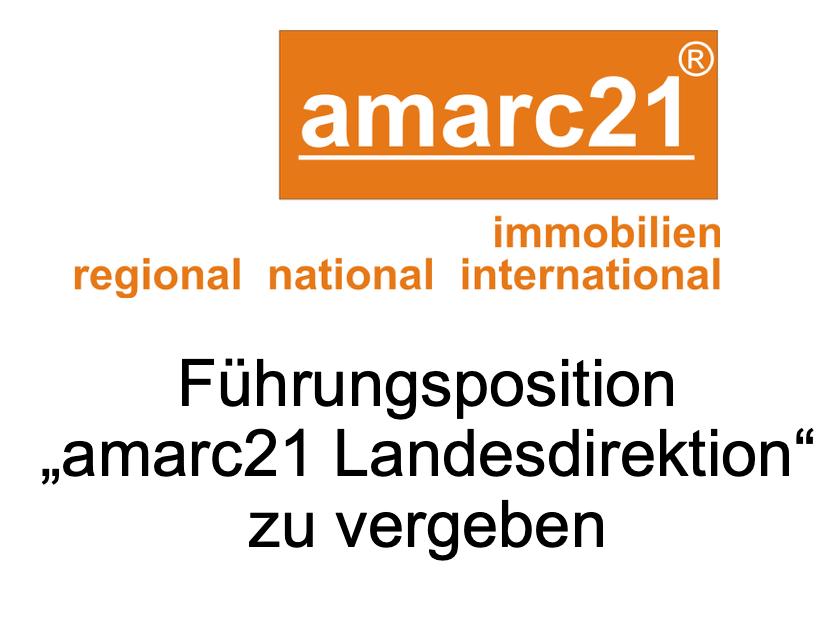 amarc21 Logo