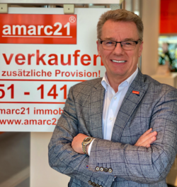 Michael Dittmer amarc21-Immobilien-Franchise
