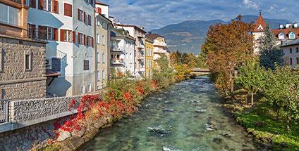 Fluss in Südtirol
