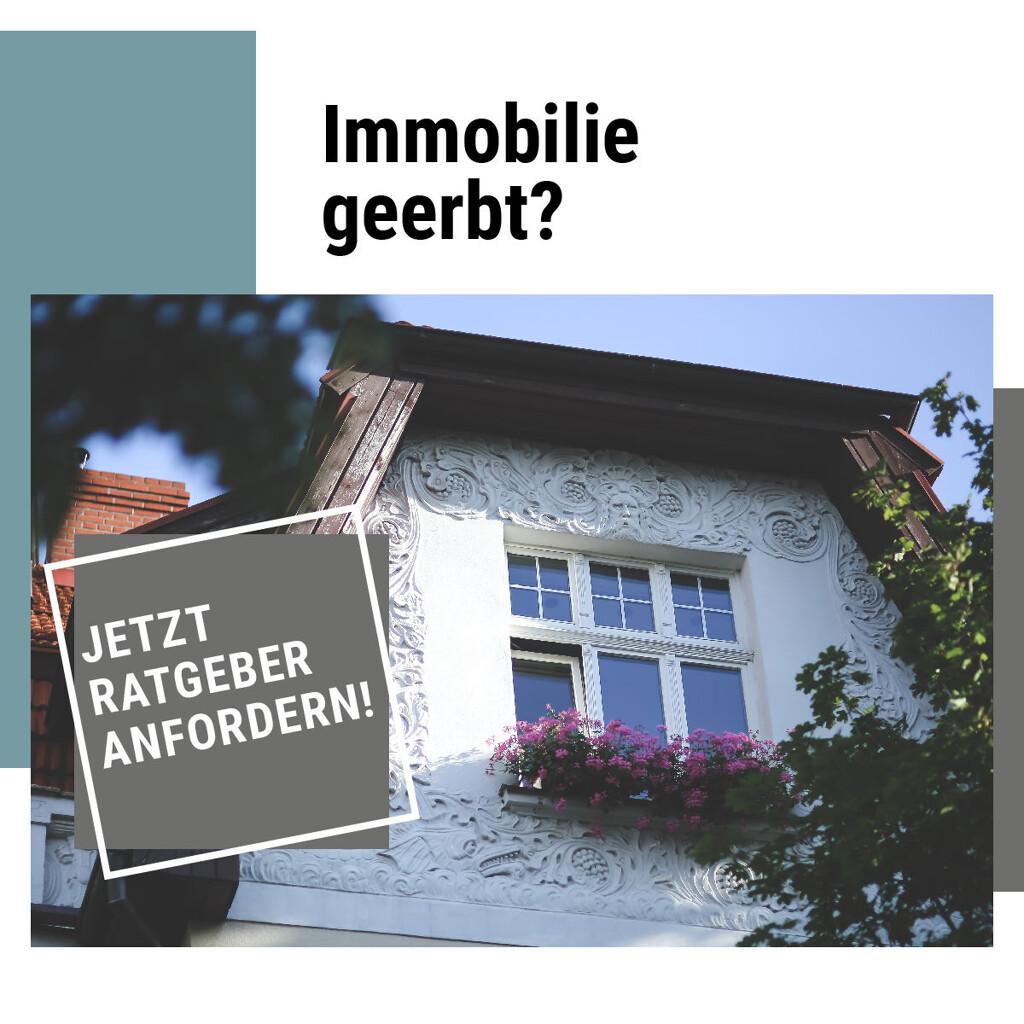 Ratgeber Immobilie geerbt