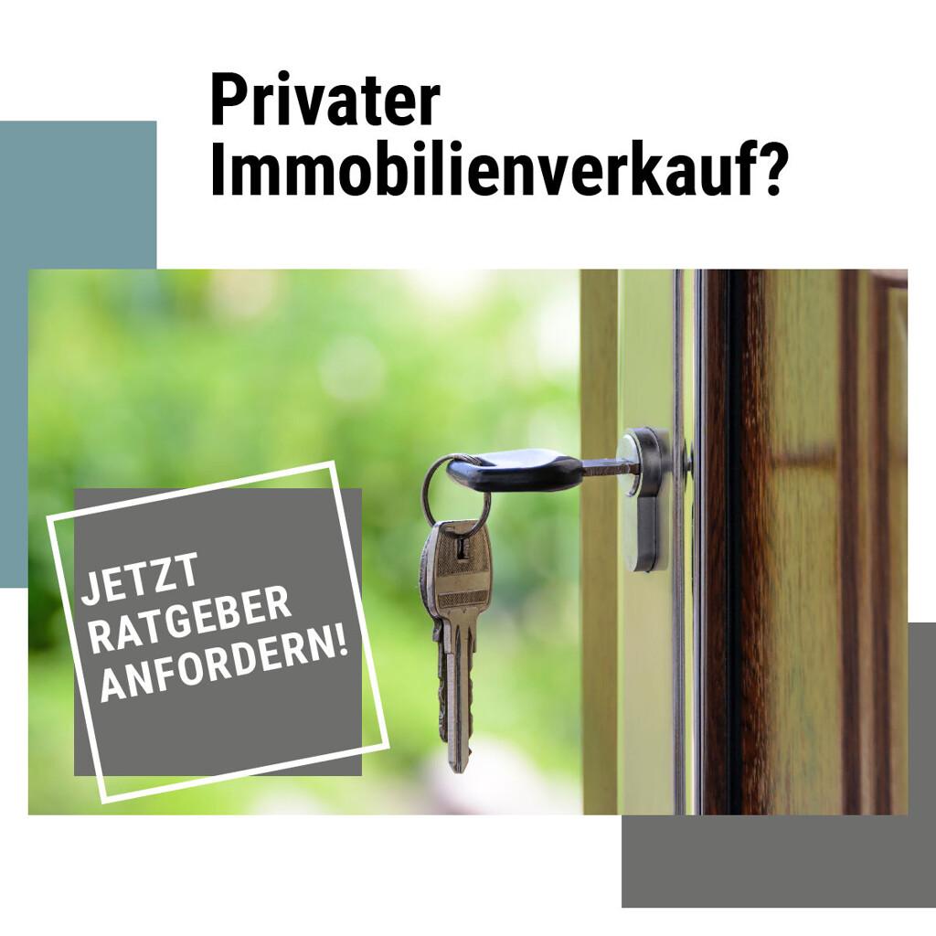 Ratgeber: Privater Immobilienverkauf