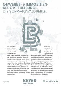 Beyer Immobilien Städtereport Freiburg