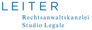 Leiter Rechtsanwaltskanzlei Studio Legale