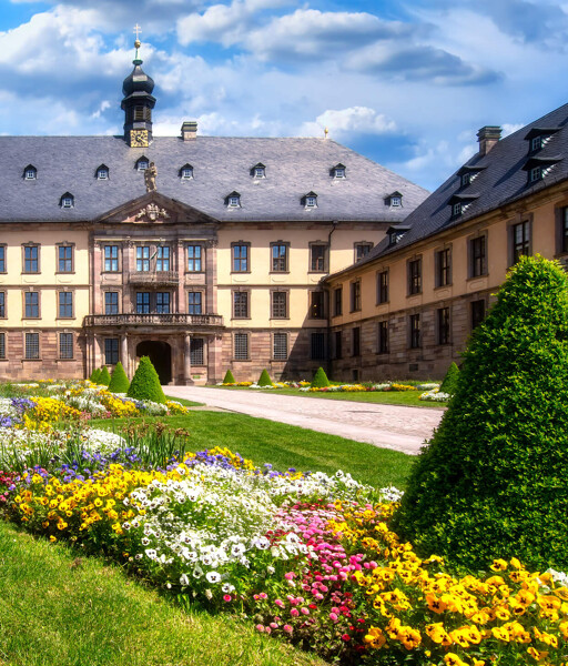 Stadtschlossgarten in Fulda