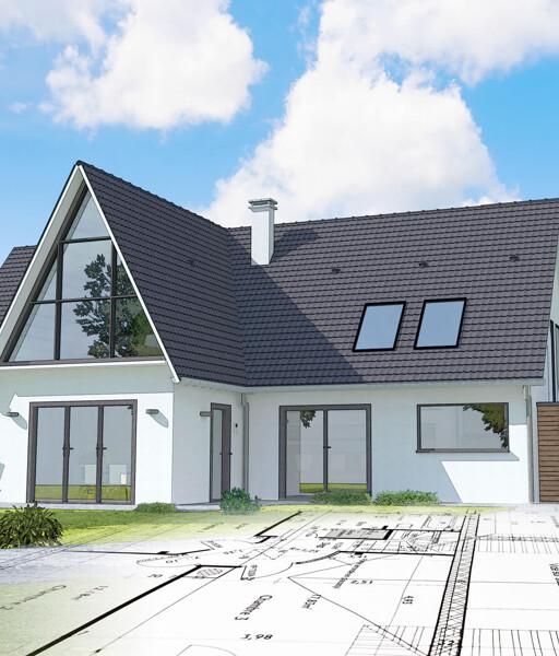 Haus- und Grundstücksplanung