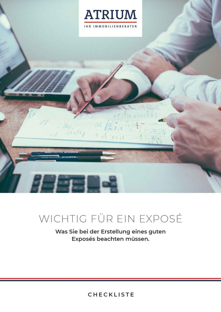 Checkliste - Expose