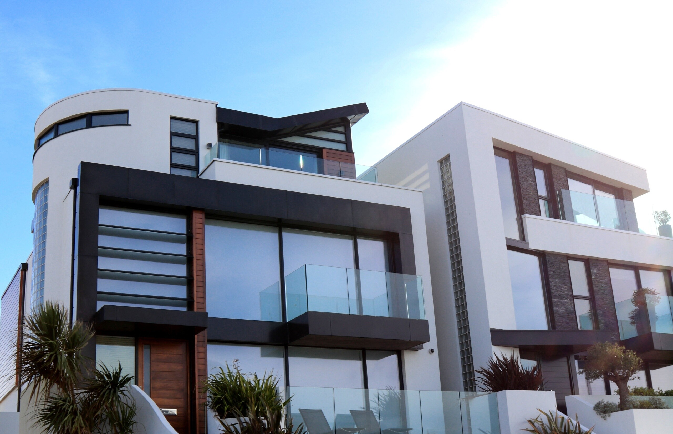 Moderne Neubauimmobilie