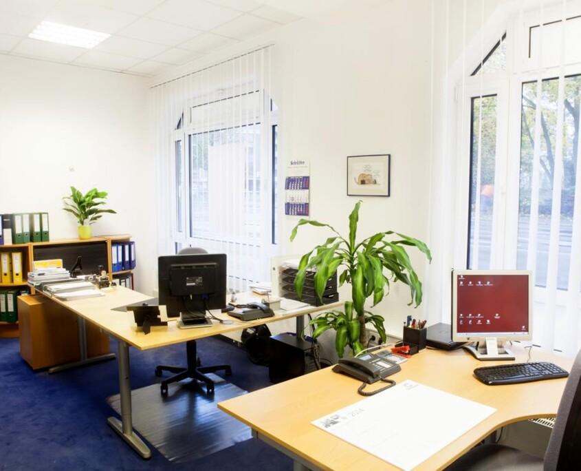 Selektive Büro