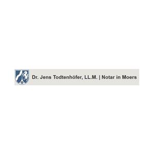 Logo Dr. Jens Todtenhöfer Notar Moers