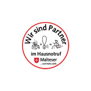 Logo Hausnotrufpartner der Malteser