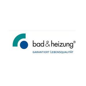 Logo bad&heizung