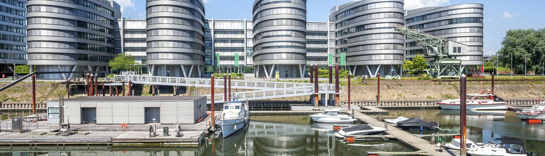 Duisburger Binnenhafen