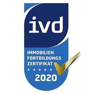 Zertifikat ivd 2020