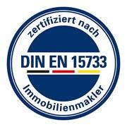 Zertifikat Din EN 15733