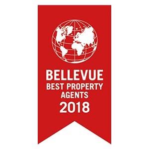 Auszeichnung Bellevue 2018