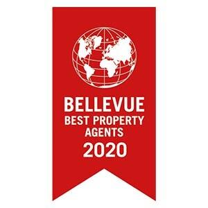 Auszeichnung Bellevue 2020