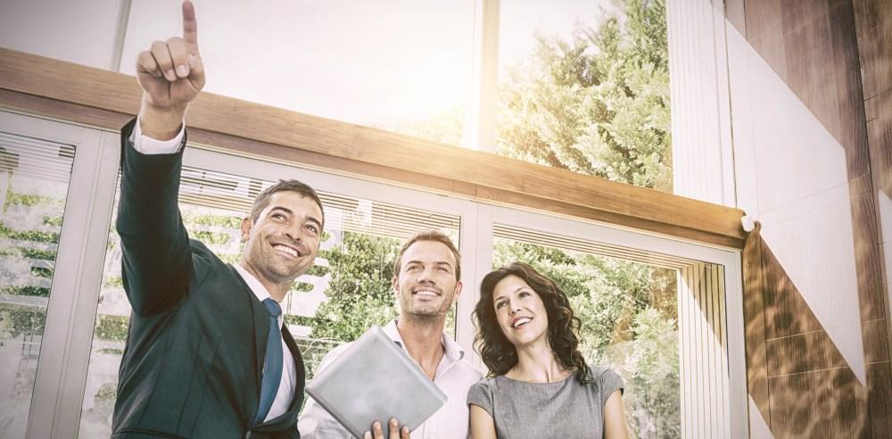 Beratung vom Immobilienmakler