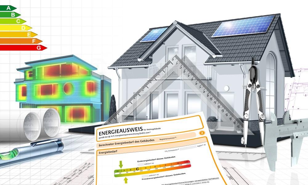 Energieausweis Berechnungen