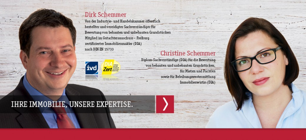 Dirk Schemmer und Christine Schemmer