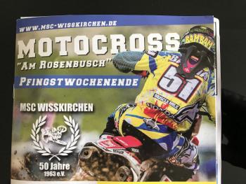 Motocross Veranstaltung des MSC Wisskirchen 1963 e.V.