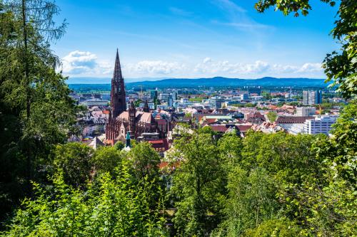 Grünes Freiburg